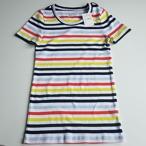 J. Crew perfit fit colorful stripe tshirt size xs